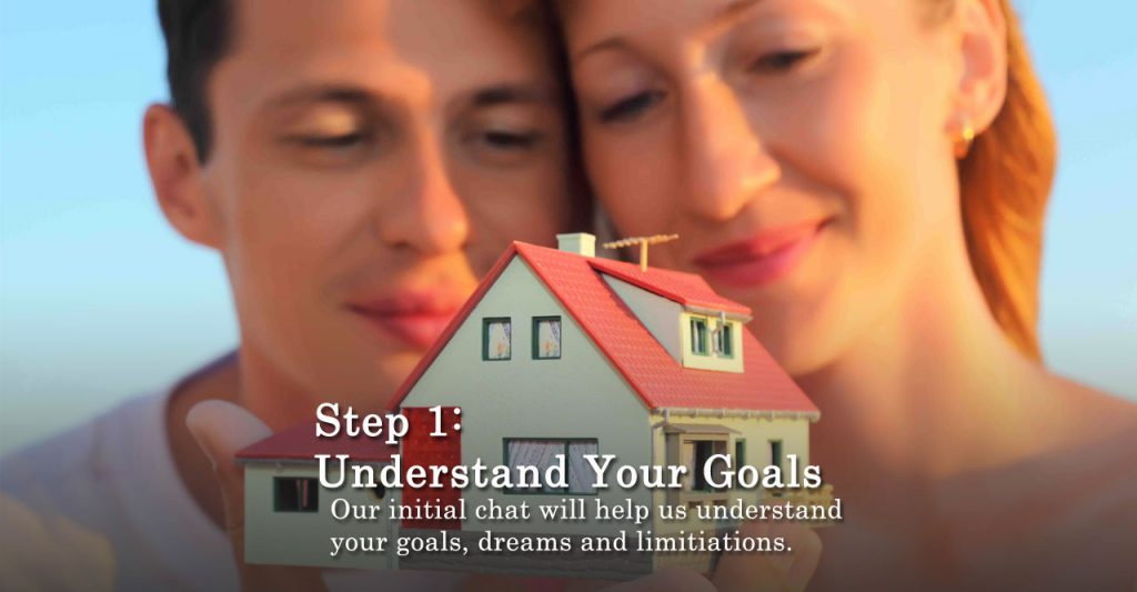Step1 Understand Your Goals