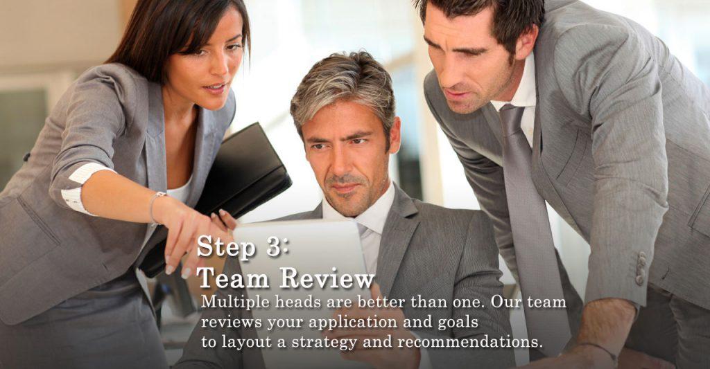 Step3 Team Review