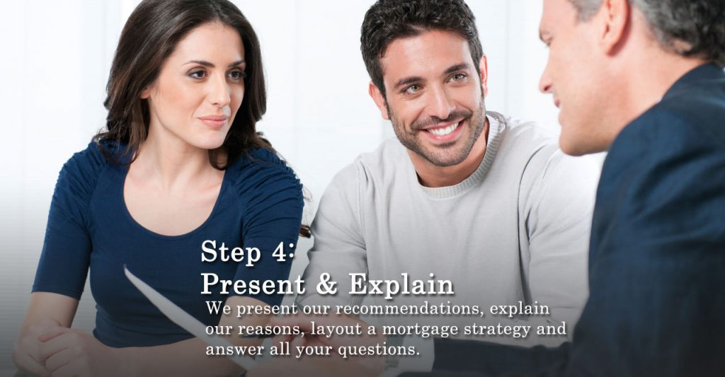 Step4 Present and Explain